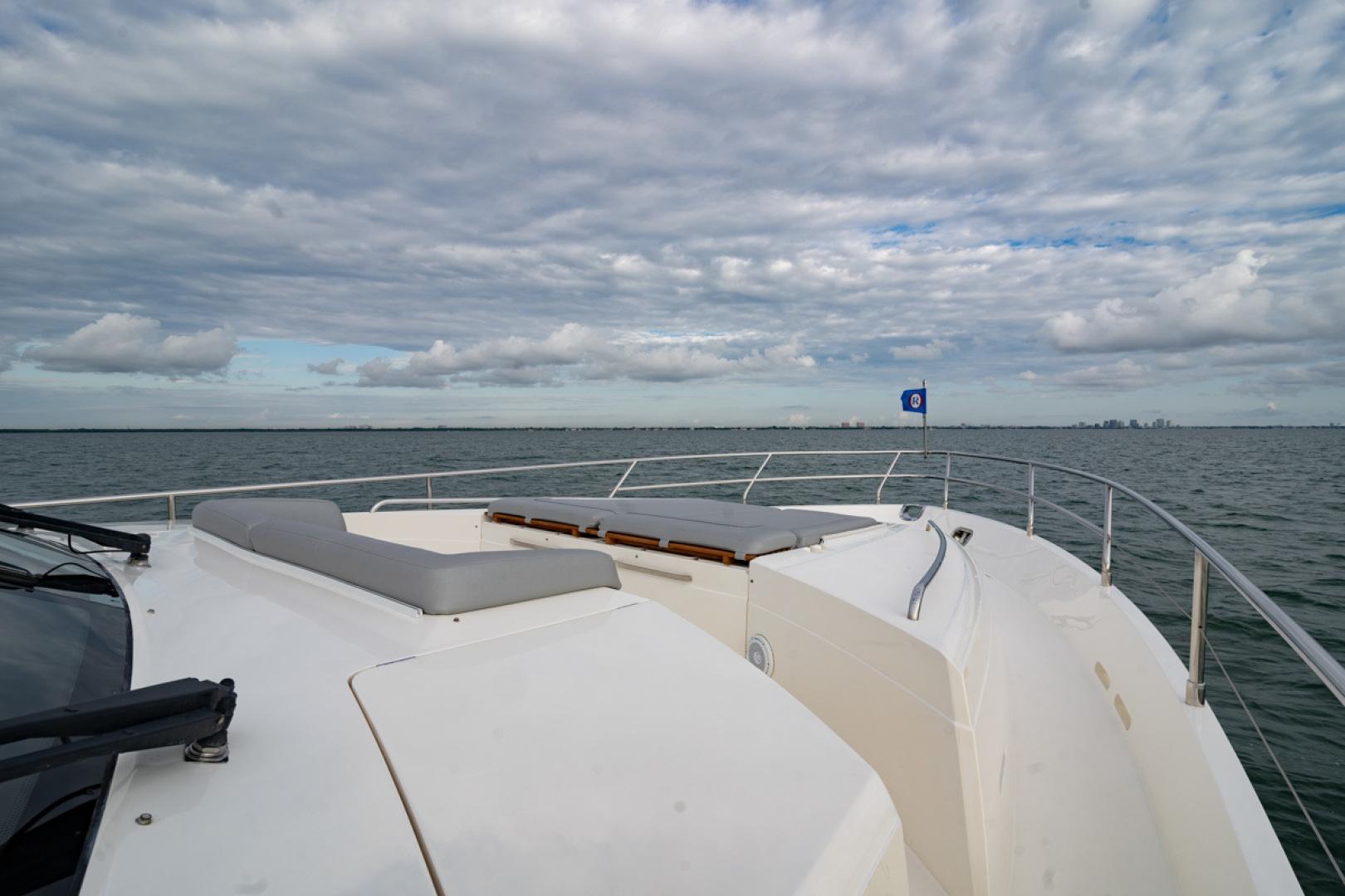 Princess-Flybridge 2014-GAVIOTA Coral Gables-Florida-United States-BOW-1519613   Thumbnail