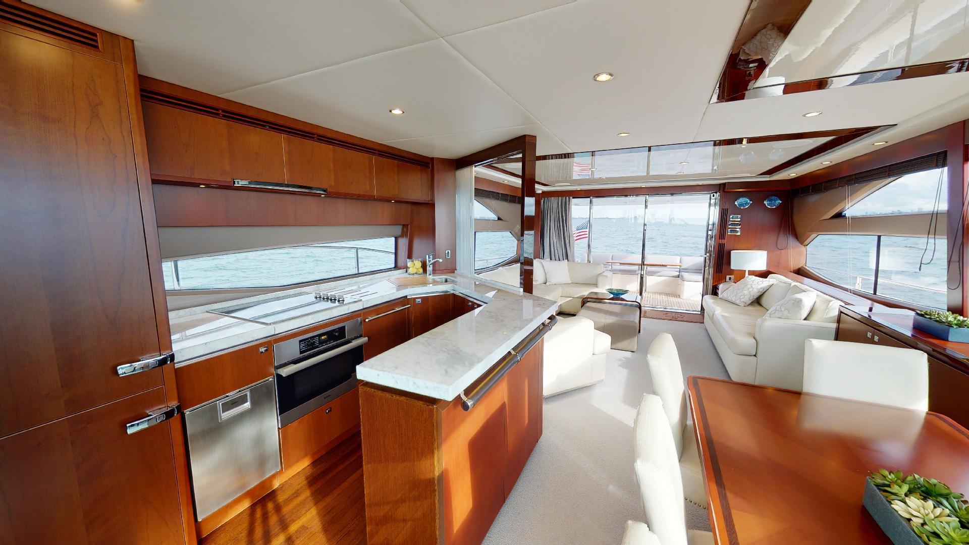 Princess-Flybridge 2014-GAVIOTA Coral Gables-Florida-United States-GALLEY-1519362   Thumbnail