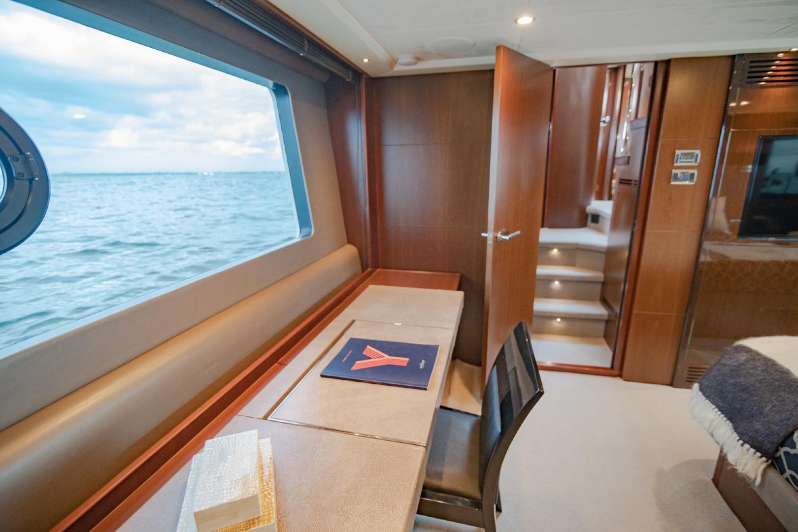 Princess-Flybridge 2014-GAVIOTA Coral Gables-Florida-United States-MASTER STATEROOM-1519378   Thumbnail
