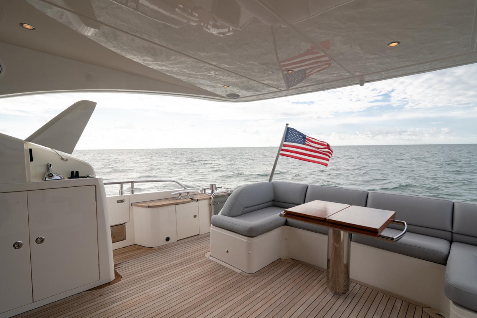 Princess-Flybridge 2014-GAVIOTA Coral Gables-Florida-United States-AFT DECK-1519509   Thumbnail