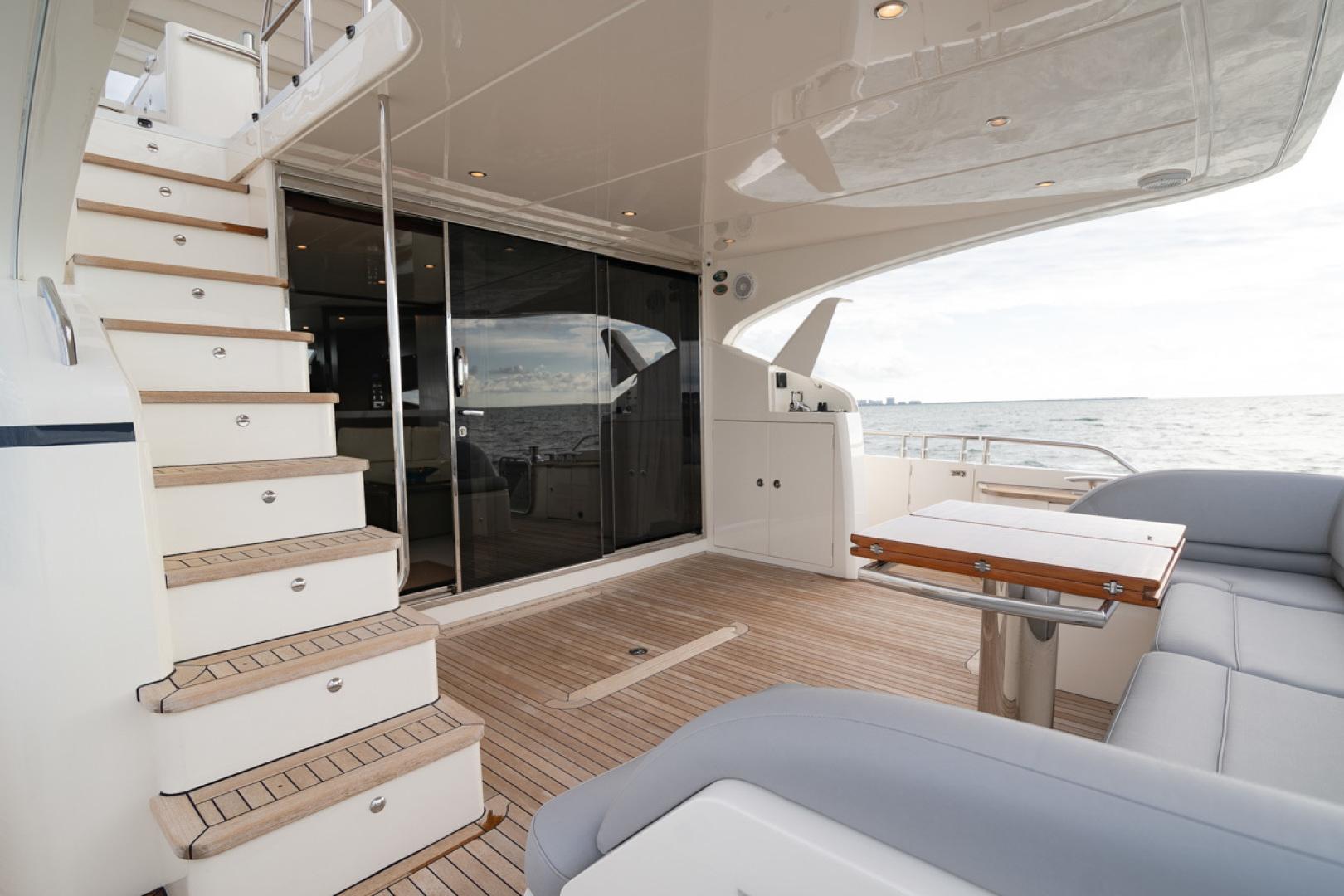Princess-Flybridge 2014-GAVIOTA Coral Gables-Florida-United States-AFT DECK-1519507   Thumbnail