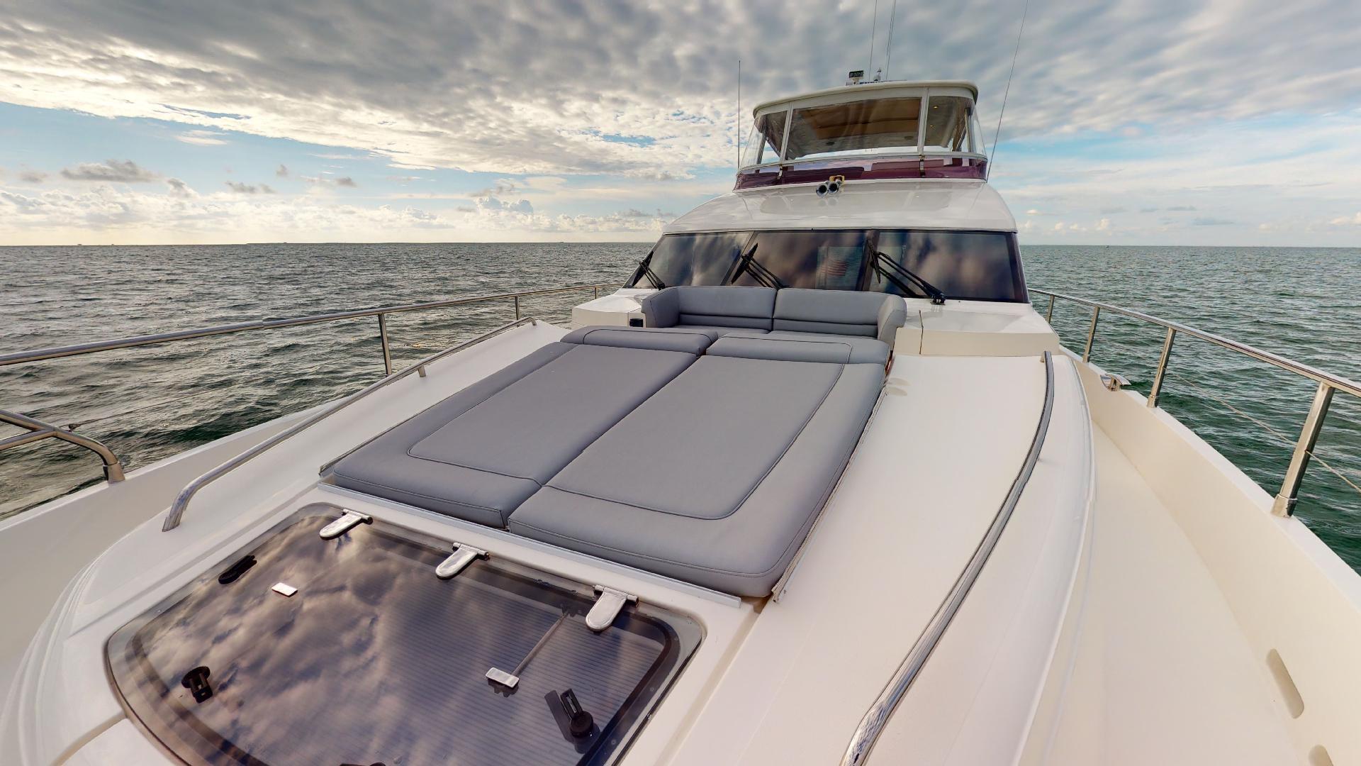 Princess-Flybridge 2014-GAVIOTA Coral Gables-Florida-United States-BOW-1519614   Thumbnail