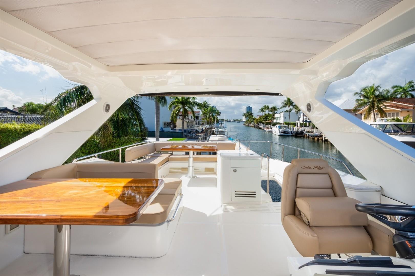 Sea Ray-L650 Flybridge 2016-Thinks Its His Florida-United States-1519629 | Thumbnail