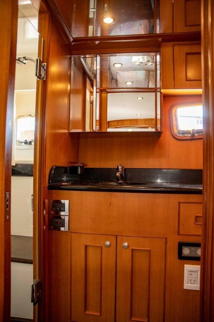 Ocean Alexander-50 Classico Pilothouse 2007-Hunky Dory Mount Pleasant-South Carolina-United States-1519939 | Thumbnail