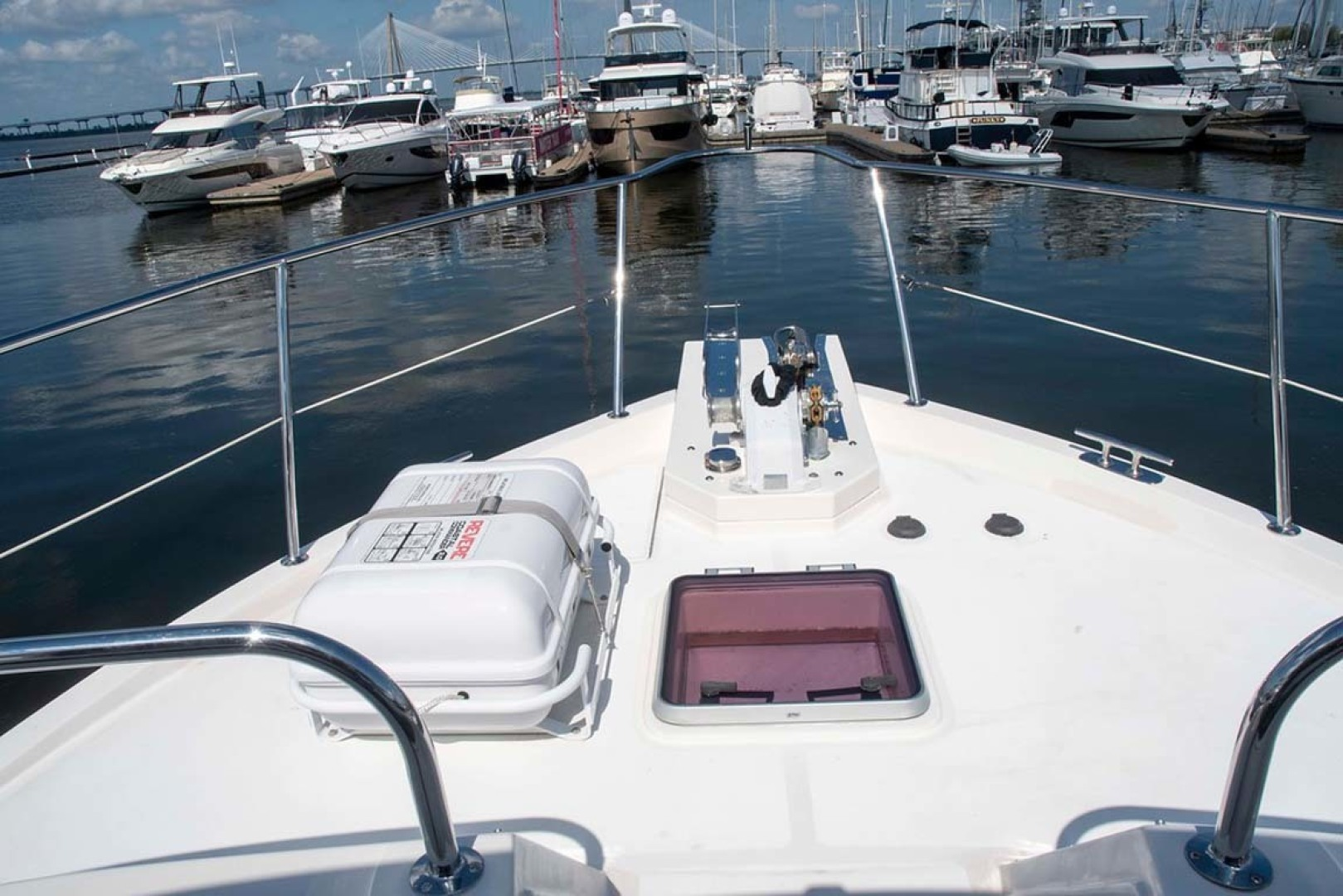 Ocean Alexander-50 Classico Pilothouse 2007-Hunky Dory Mount Pleasant-South Carolina-United States-1519951 | Thumbnail