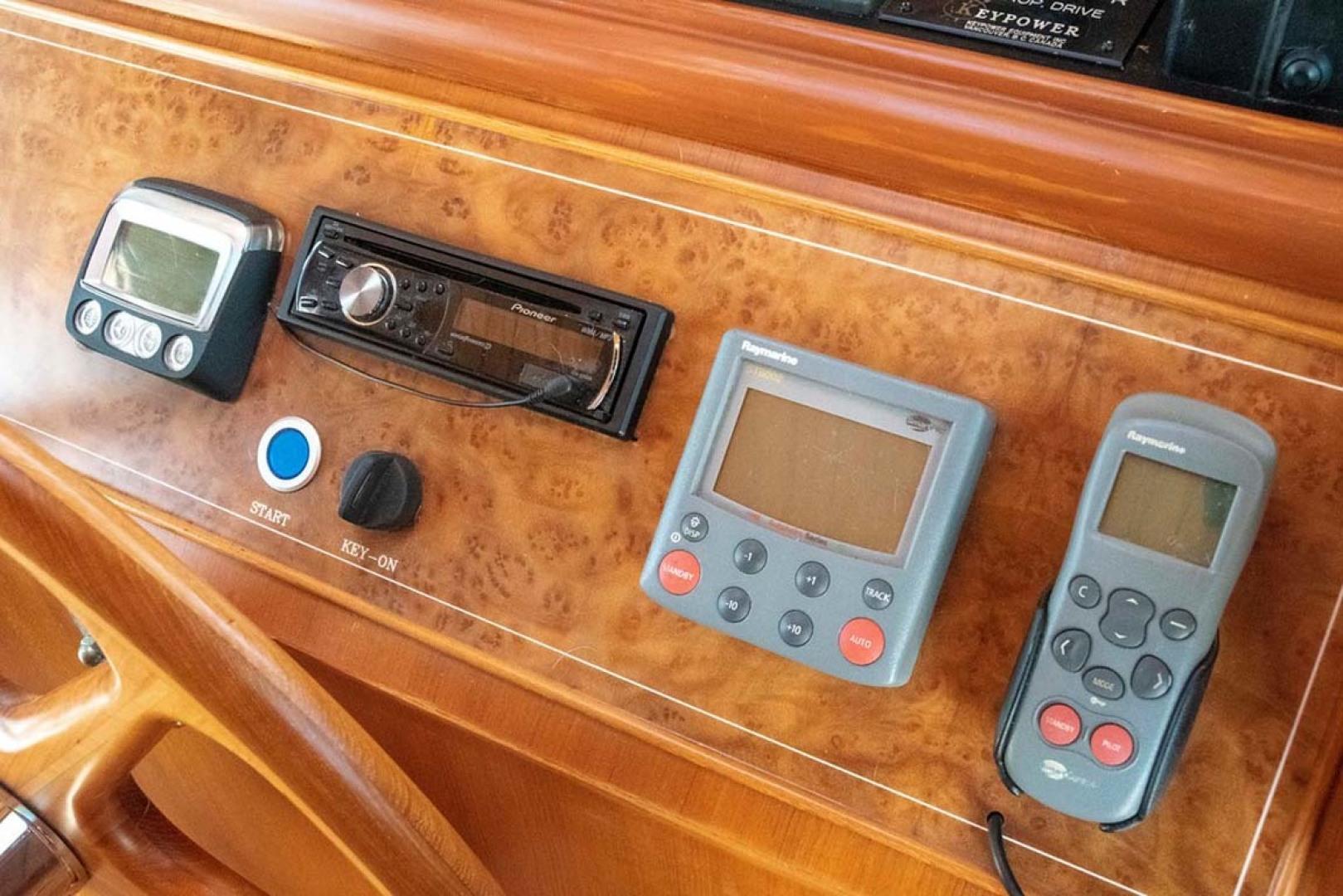 Ocean Alexander-50 Classico Pilothouse 2007-Hunky Dory Mount Pleasant-South Carolina-United States-1519918 | Thumbnail