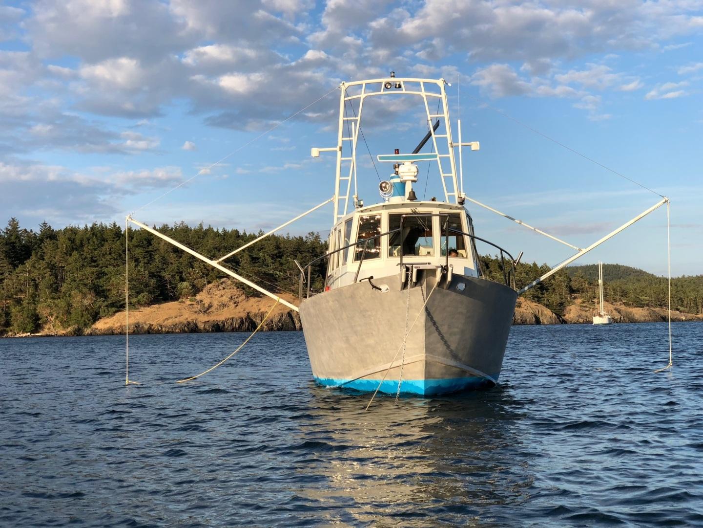 Ted Brewer-Custom 41 Trawler 1990-Snapdragon Anacortes-Washington-United States-1520052 | Thumbnail