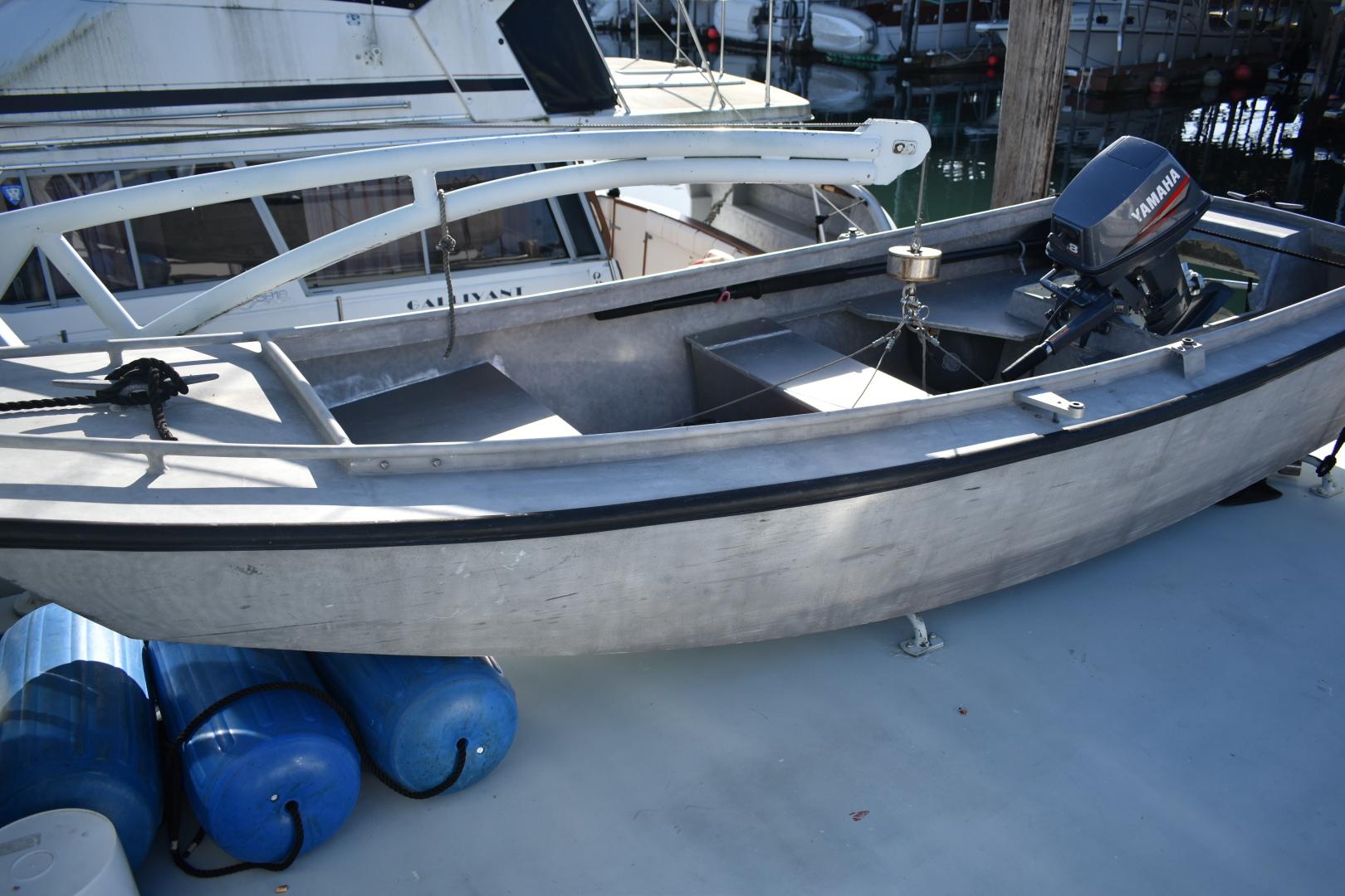 Ted Brewer-Custom 41 Trawler 1990-Snapdragon Anacortes-Washington-United States-1520074 | Thumbnail