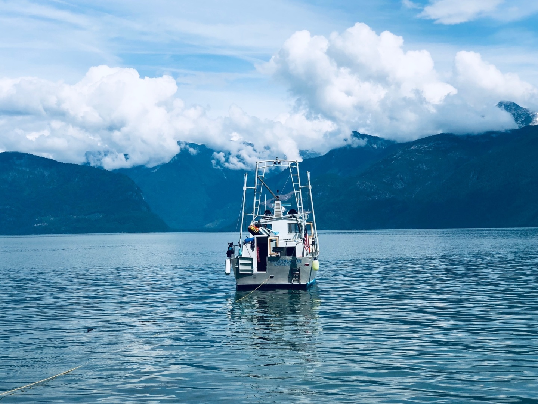 Ted Brewer-Custom 41 Trawler 1990-Snapdragon Anacortes-Washington-United States-1520062 | Thumbnail