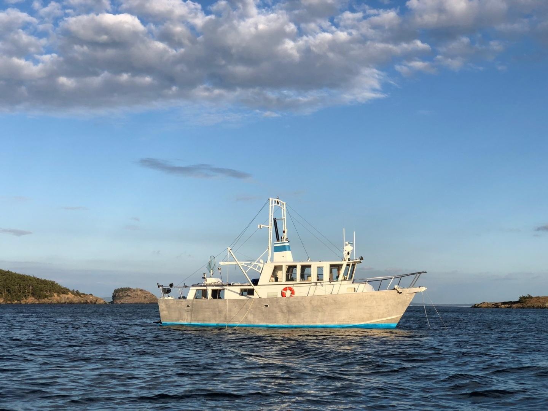 Ted Brewer-Custom 41 Trawler 1990-Snapdragon Anacortes-Washington-United States-1520027 | Thumbnail