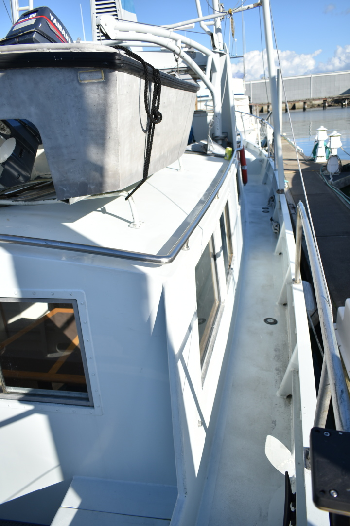 Ted Brewer-Custom 41 Trawler 1990-Snapdragon Anacortes-Washington-United States-1520076 | Thumbnail