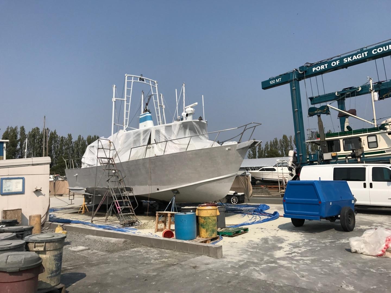 Ted Brewer-Custom 41 Trawler 1990-Snapdragon Anacortes-Washington-United States-1520058 | Thumbnail
