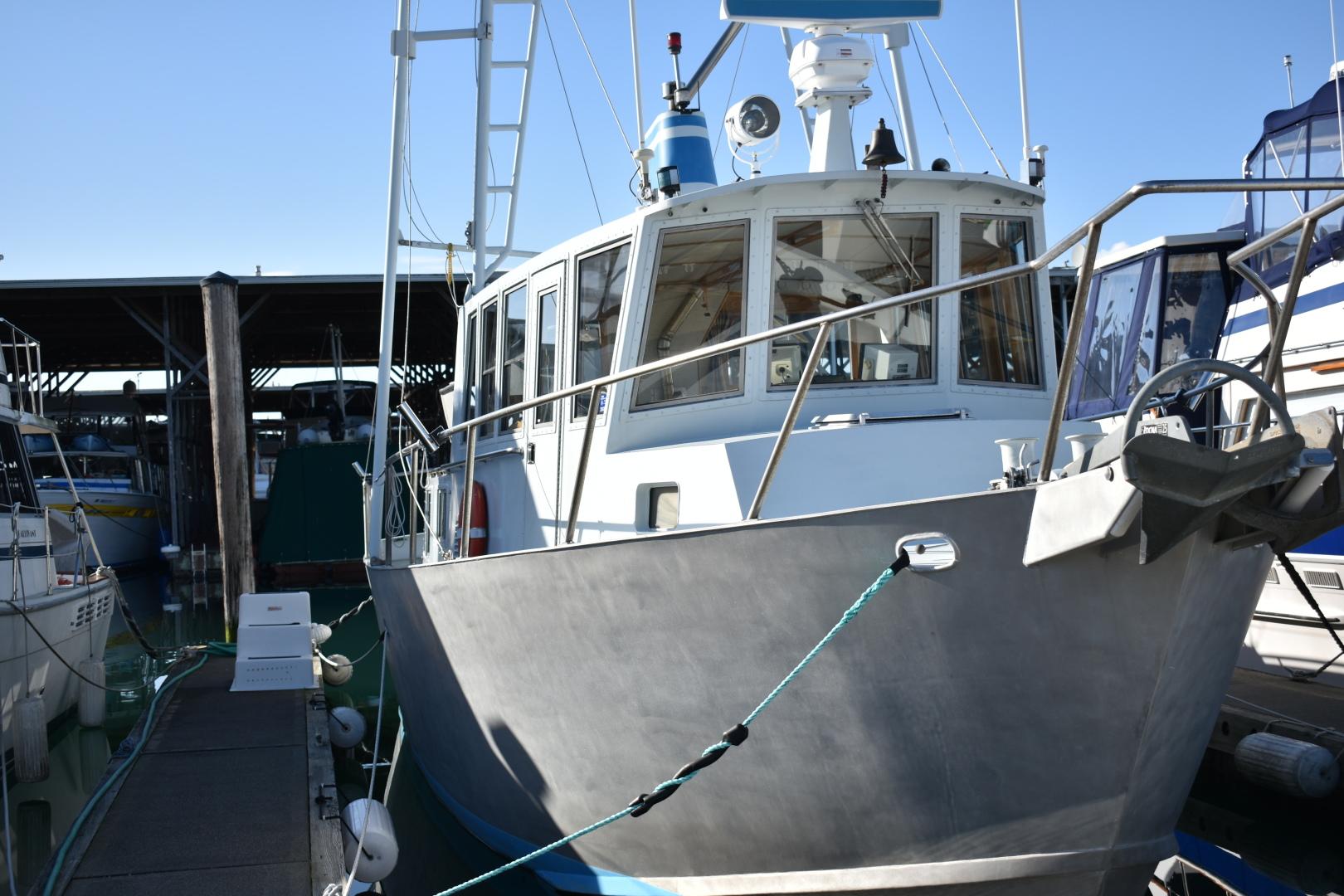 Ted Brewer-Custom 41 Trawler 1990-Snapdragon Anacortes-Washington-United States-1520066 | Thumbnail