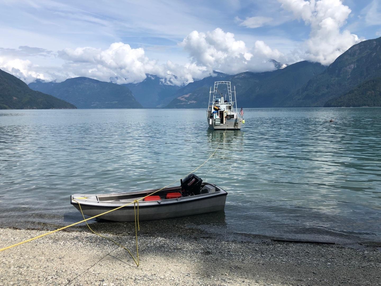 Ted Brewer-Custom 41 Trawler 1990-Snapdragon Anacortes-Washington-United States-1520059 | Thumbnail