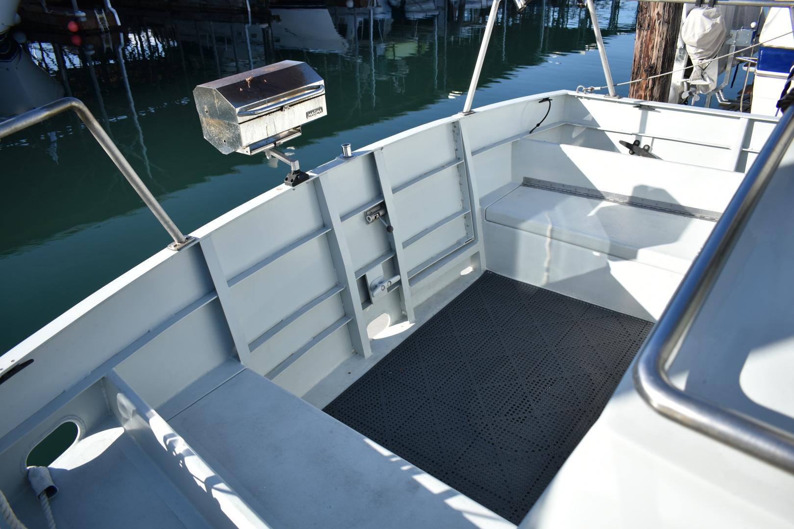 Ted Brewer-Custom 41 Trawler 1990-Snapdragon Anacortes-Washington-United States-1520077 | Thumbnail