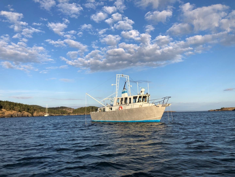 Ted Brewer-Custom 41 Trawler 1990-Snapdragon Anacortes-Washington-United States-1520036 | Thumbnail