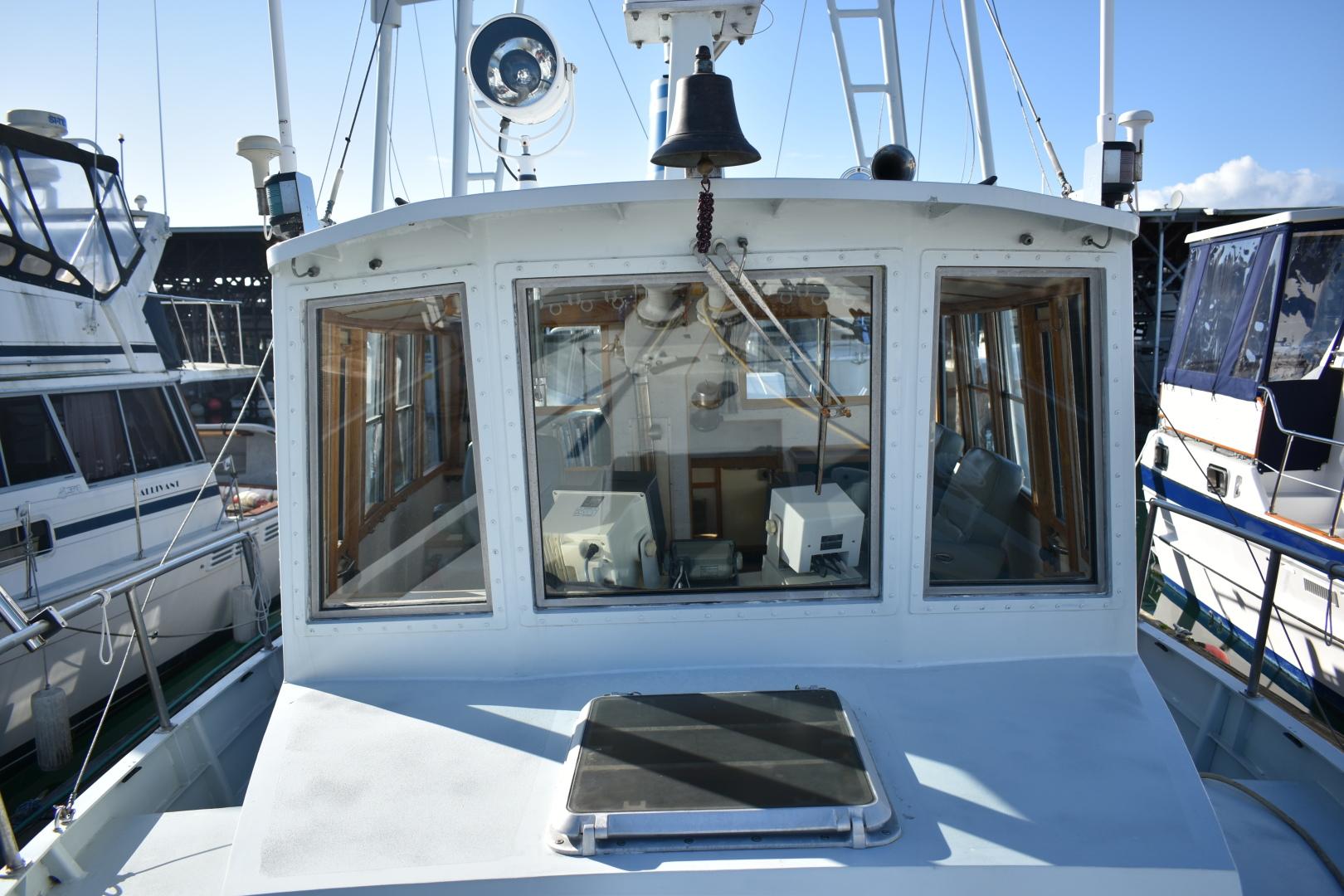 Ted Brewer-Custom 41 Trawler 1990-Snapdragon Anacortes-Washington-United States-1520072 | Thumbnail