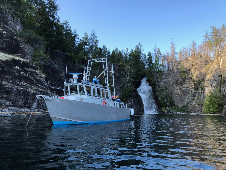 Ted Brewer-Custom 41 Trawler 1990-Snapdragon Anacortes-Washington-United States-1520047 | Thumbnail