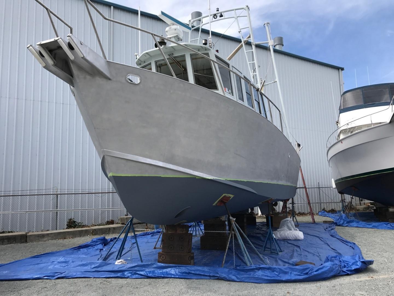 Ted Brewer-Custom 41 Trawler 1990-Snapdragon Anacortes-Washington-United States-1520044 | Thumbnail