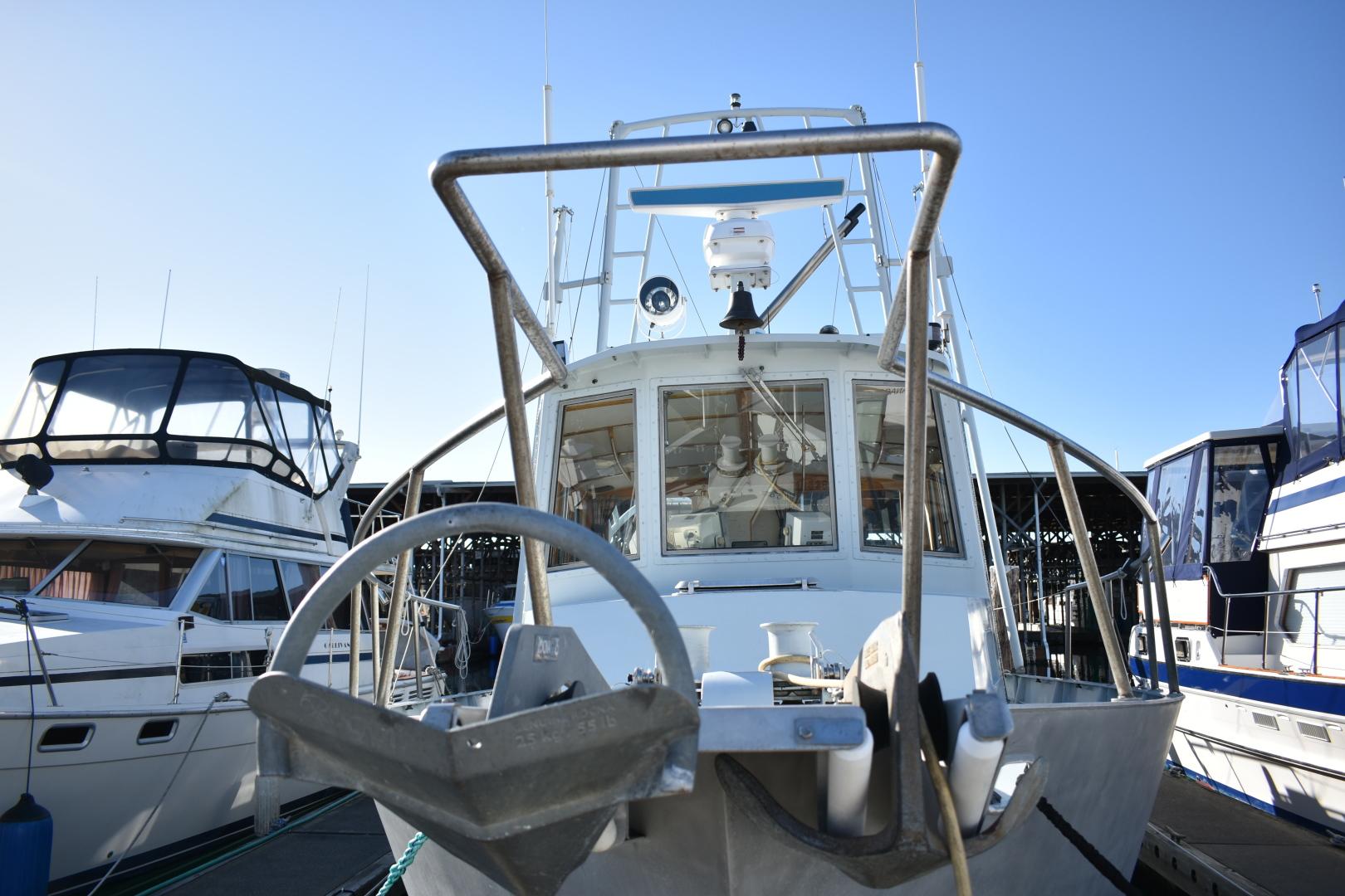 Ted Brewer-Custom 41 Trawler 1990-Snapdragon Anacortes-Washington-United States-1520069 | Thumbnail