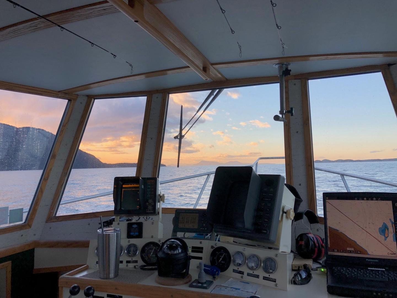 Ted Brewer-Custom 41 Trawler 1990-Snapdragon Anacortes-Washington-United States-1520025 | Thumbnail