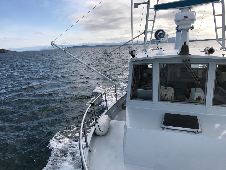 Ted Brewer-Custom 41 Trawler 1990-Snapdragon Anacortes-Washington-United States-1520030 | Thumbnail