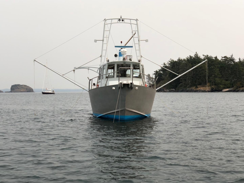 Ted Brewer-Custom 41 Trawler 1990-Snapdragon Anacortes-Washington-United States-1520064 | Thumbnail