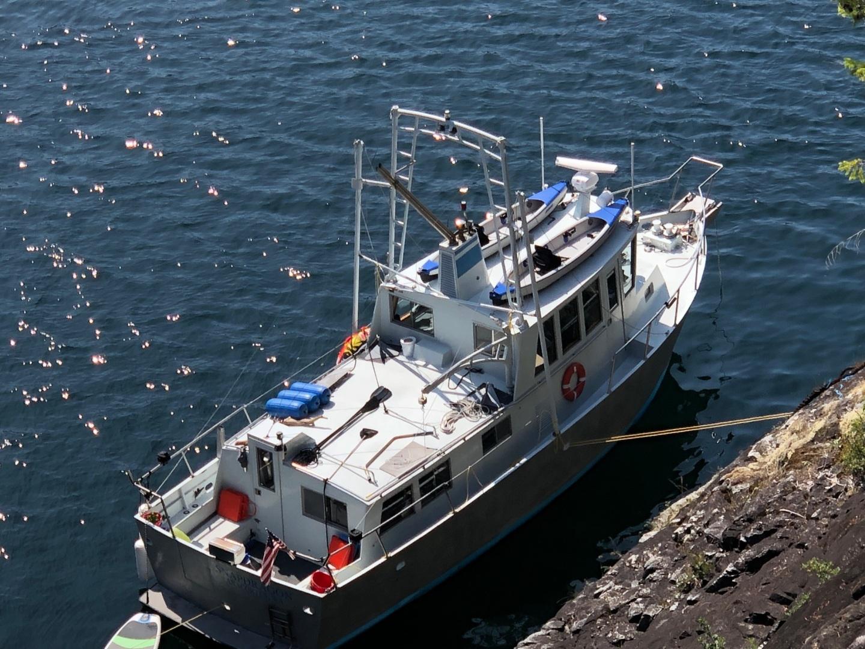 Ted Brewer-Custom 41 Trawler 1990-Snapdragon Anacortes-Washington-United States-1520049 | Thumbnail