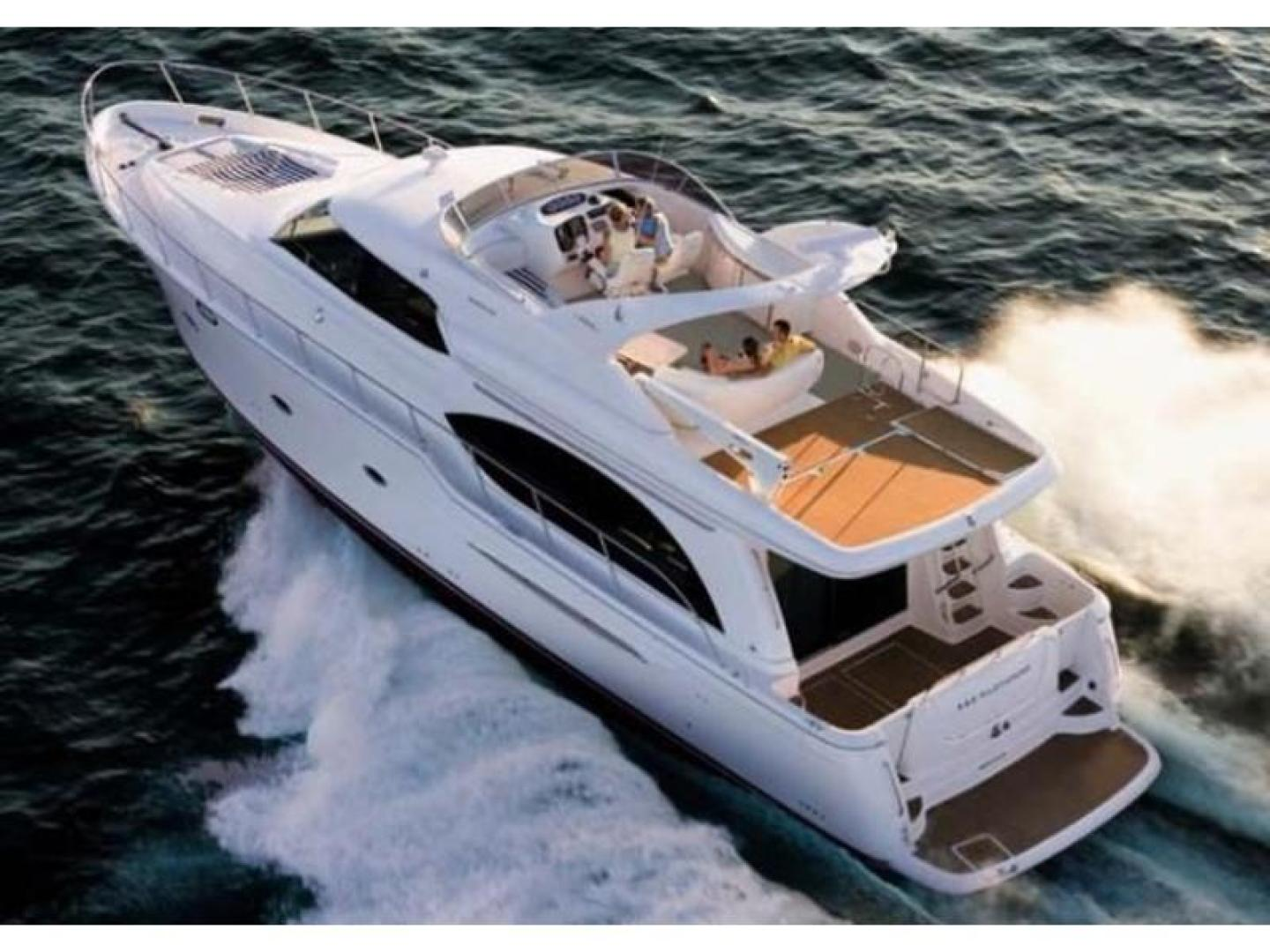 Meridian-580 Pilothouse  2008-Dan Cyn Port Washington -New York-United States-1521005 | Thumbnail