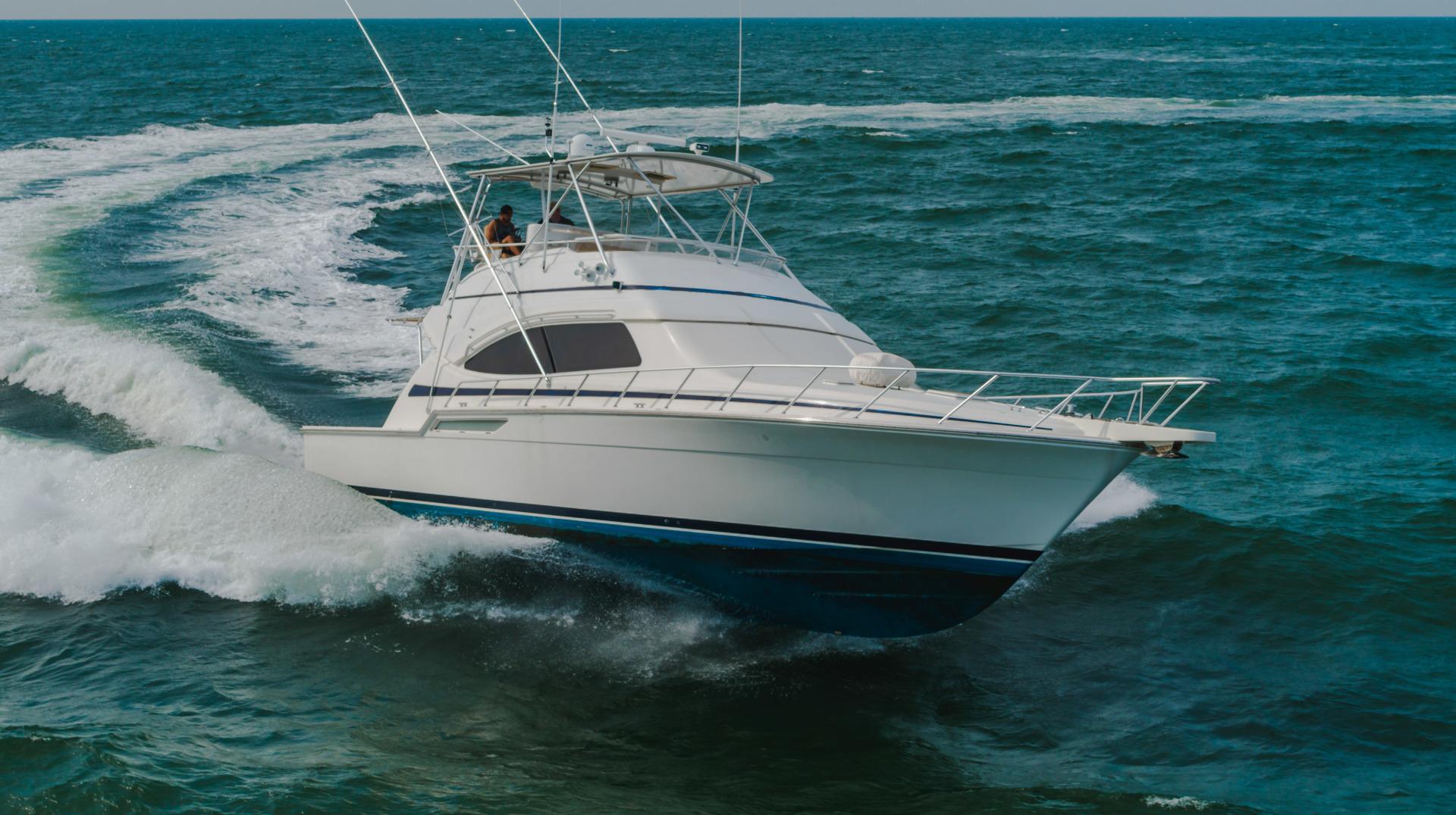 Bertram-51 Convertible 2002-Knot Happening St. Petersburg-Florida-United States-51 Bertram CNV-1521108 | Thumbnail