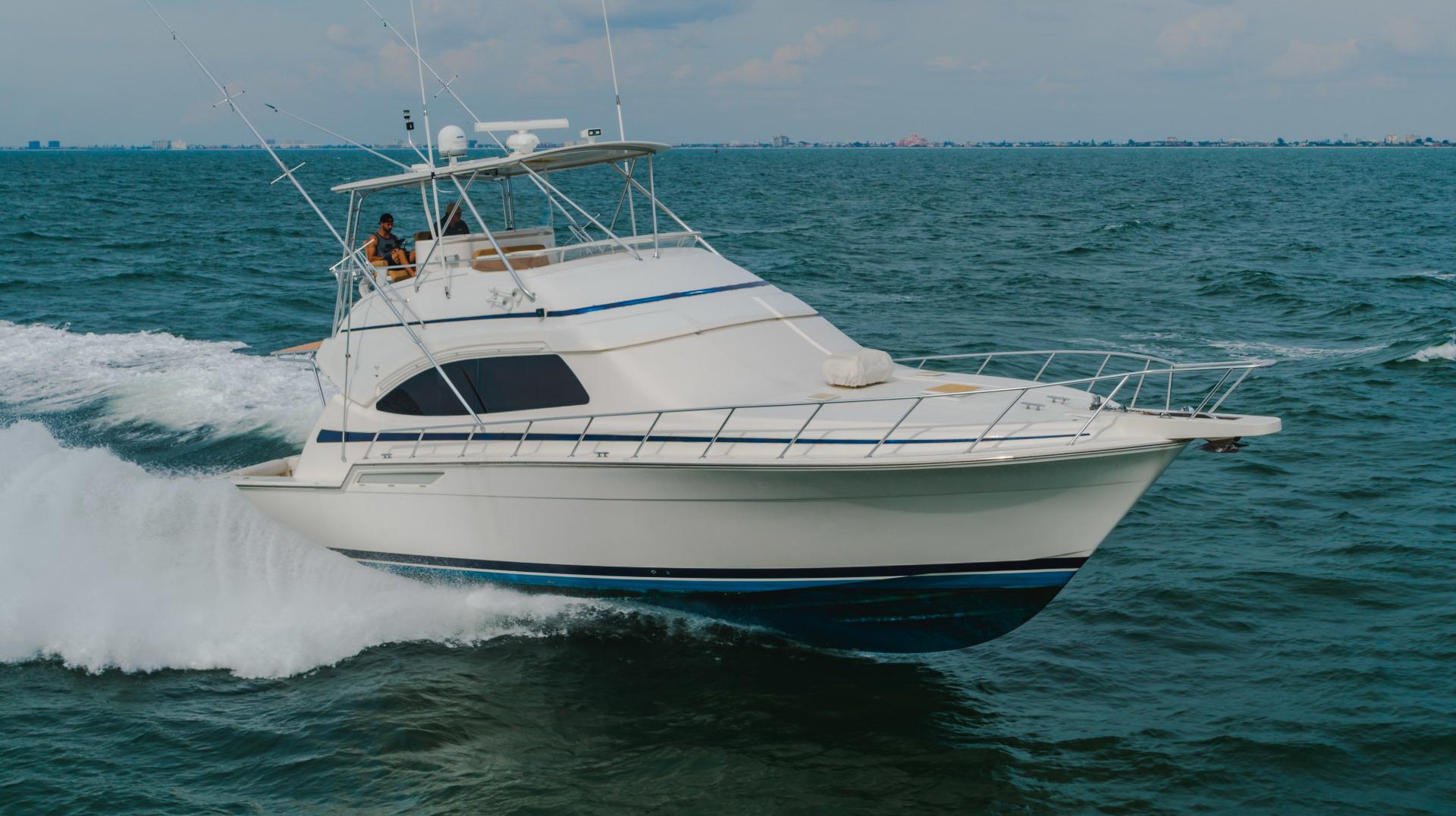 Bertram-51 Convertible 2002-Knot Happening St. Petersburg-Florida-United States-51 Bertram CNV-1521097 | Thumbnail