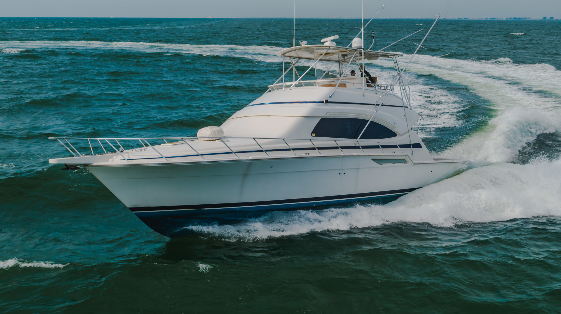 Bertram-51 Convertible 2002-Knot Happening St. Petersburg-Florida-United States-51 Bertram CNV-1521106 | Thumbnail