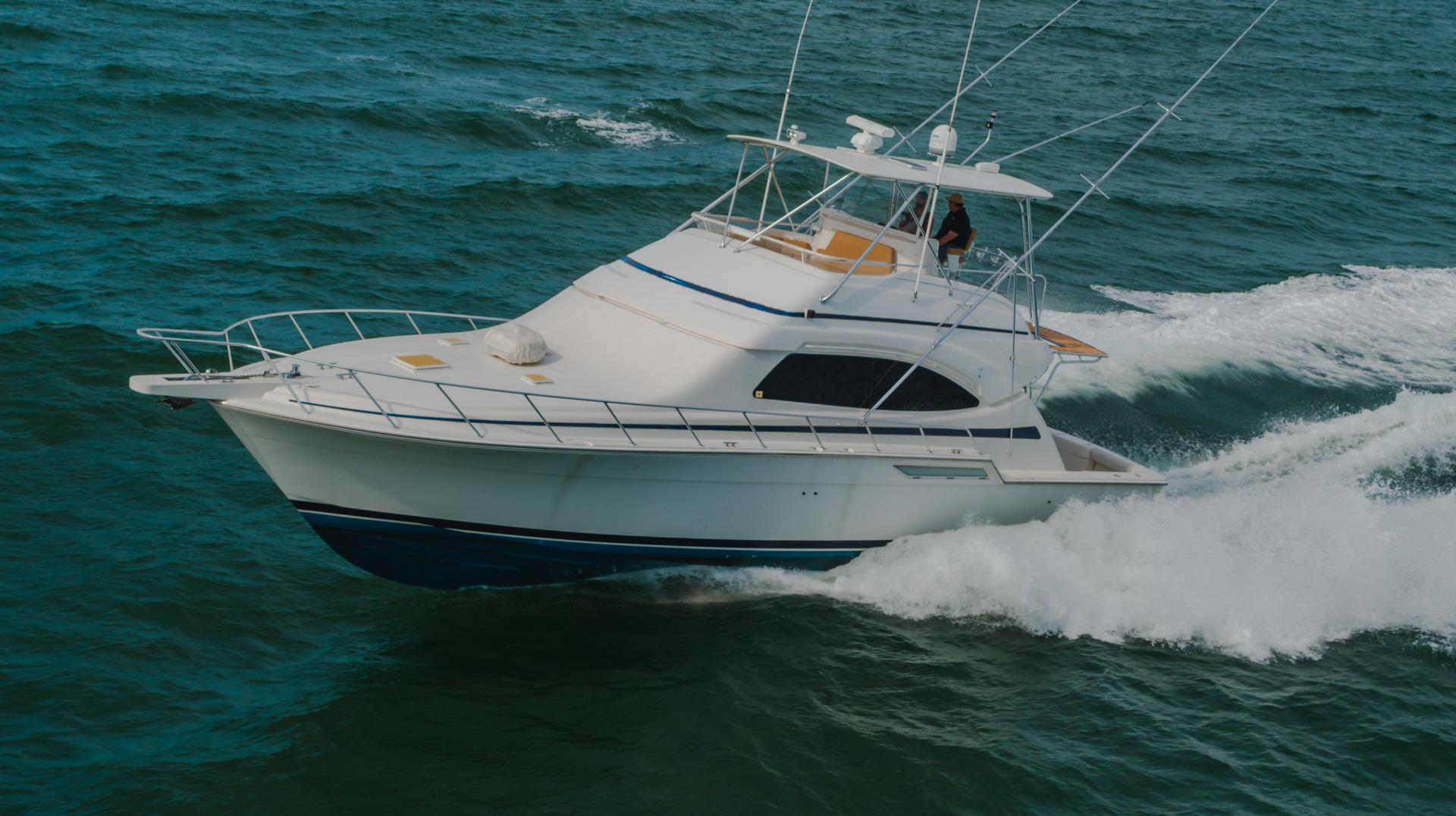 Bertram-51 Convertible 2002-Knot Happening St. Petersburg-Florida-United States-1521115 | Thumbnail