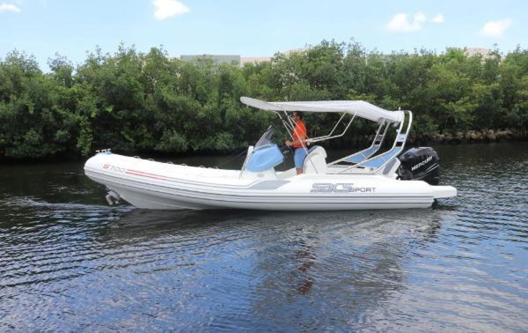 Sacs-Sport 700 2016-Sacs Sport 700 Fort Lauderdale-Florida-United States-1521556 | Thumbnail