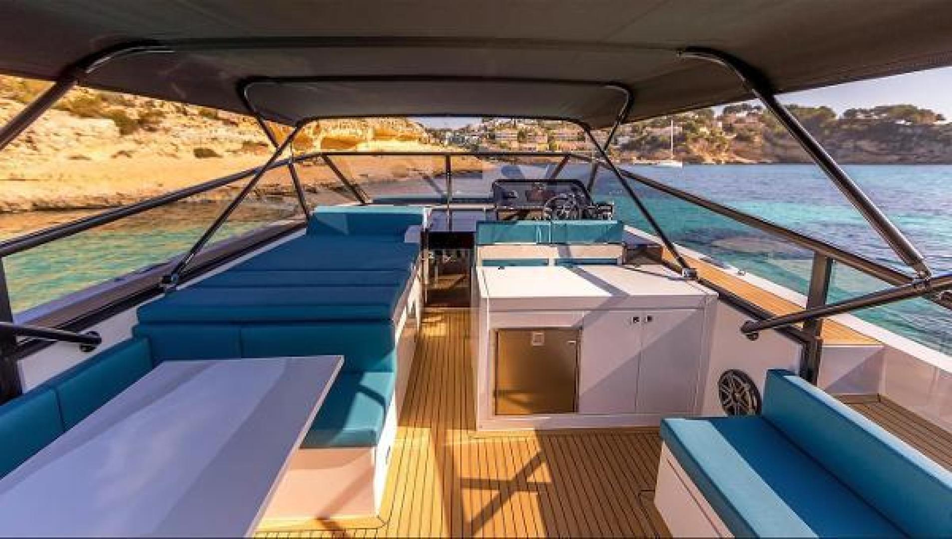 De Antonio-D46 Open 2021-De Antonio Yachts D46 Open Fort Lauderdale-Florida-United States-1522692 | Thumbnail