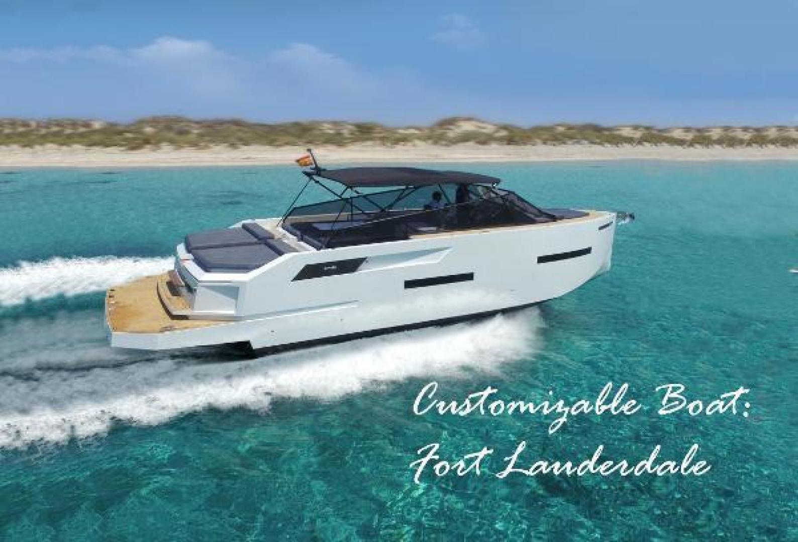 De Antonio-D46 Open 2021-De Antonio Yachts D46 Open Fort Lauderdale-Florida-United States-1522687 | Thumbnail