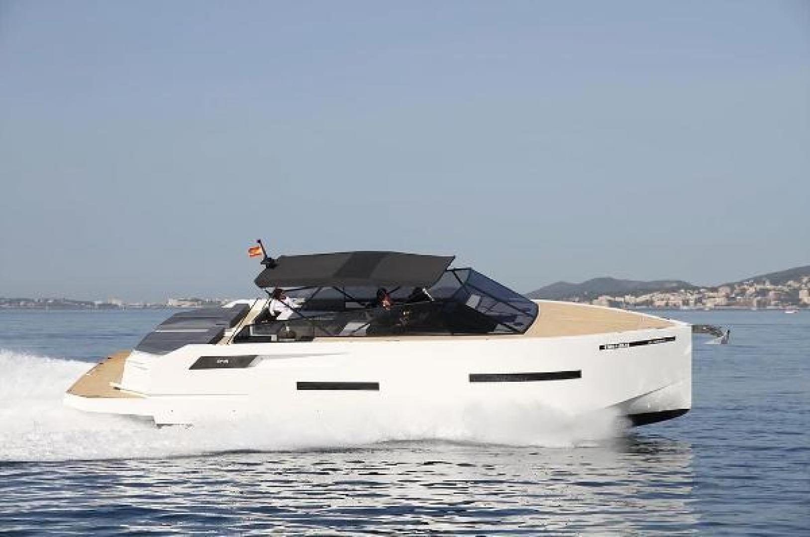 De Antonio-D46 Open 2021-De Antonio Yachts D46 Open Fort Lauderdale-Florida-United States-1522689 | Thumbnail