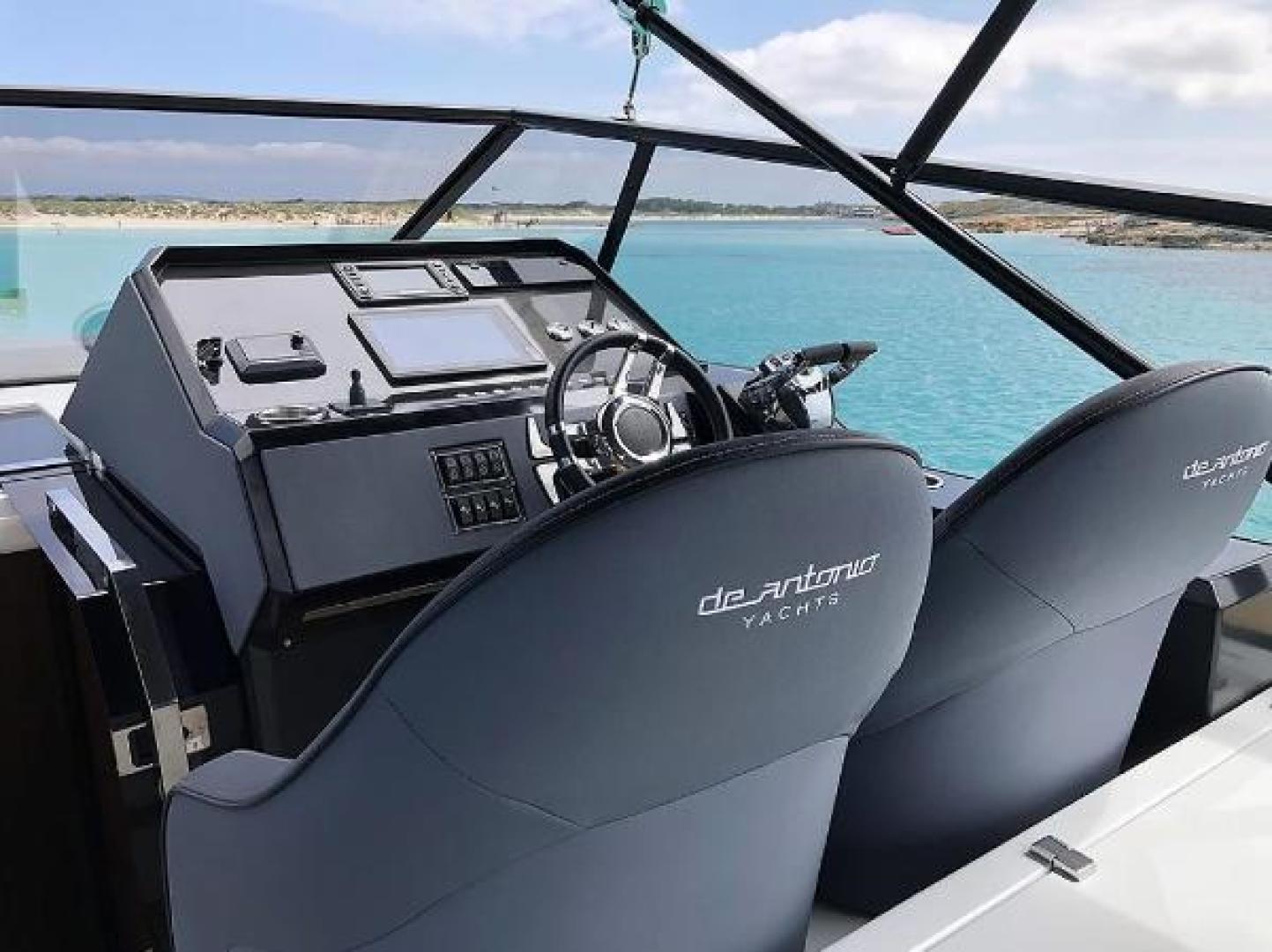 De Antonio-D46 Open 2021-De Antonio Yachts D46 Open Fort Lauderdale-Florida-United States-1522690 | Thumbnail