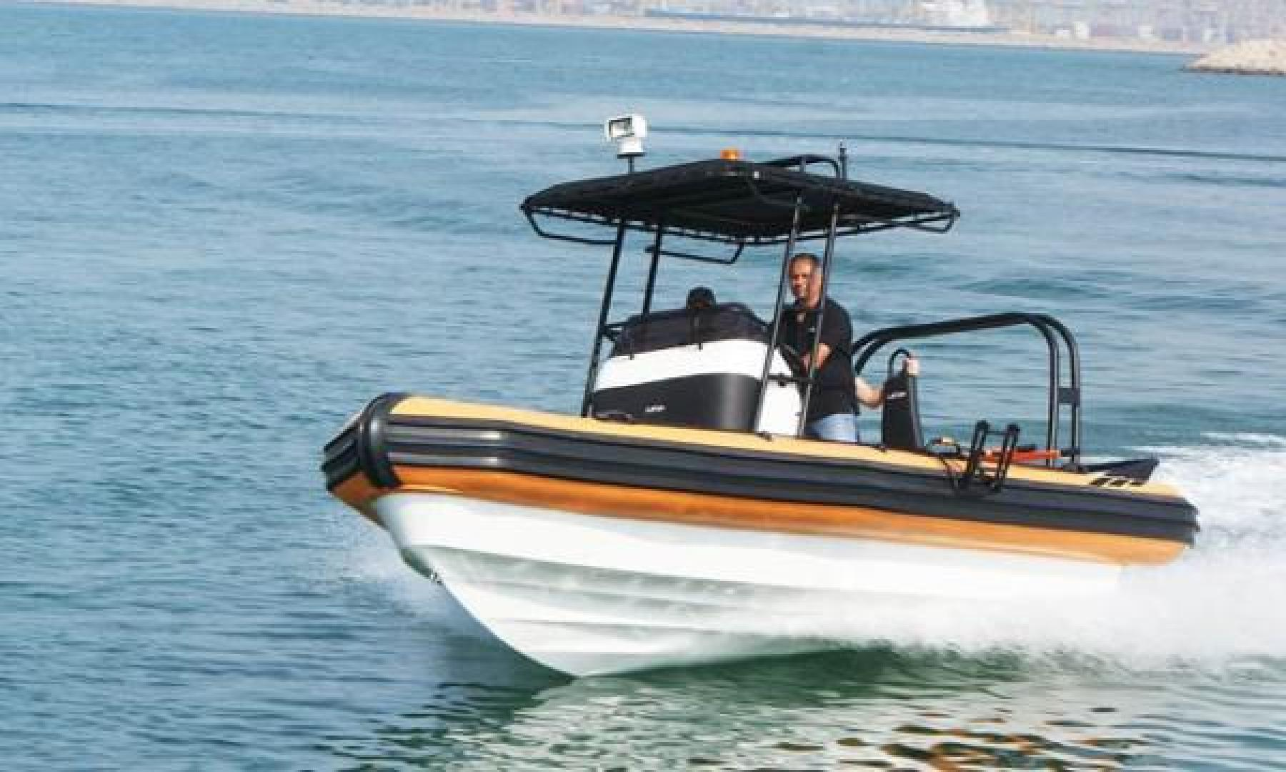 Ocean Craft Marine-9.5M RHIB Professional Search and Rescue 2021-Ocean Craft Marine 9.5M RHIB Professional Search and Rescue Fort Lauderdale-Florida-United States-1522807 | Thumbnail