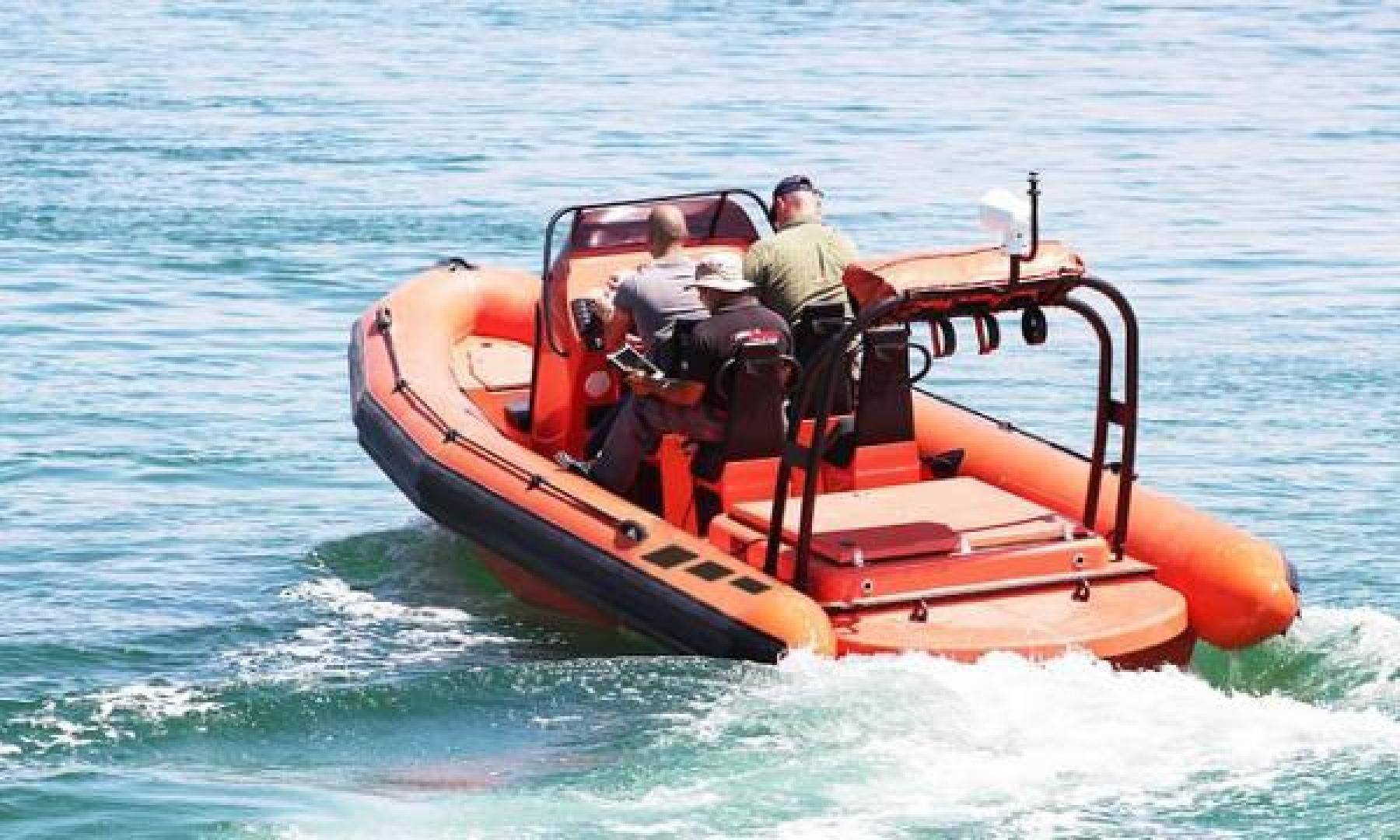 Ocean Craft Marine-9.5M RHIB Professional Search and Rescue 2021-Ocean Craft Marine 9.5M RHIB Professional Search and Rescue Fort Lauderdale-Florida-United States-1522810 | Thumbnail