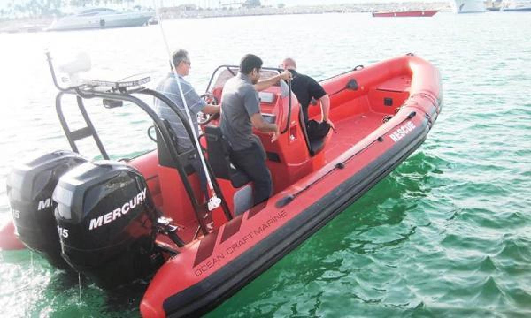 Ocean Craft Marine-9.5M RHIB Professional Search and Rescue 2021-Ocean Craft Marine 9.5M RHIB Professional Search and Rescue Fort Lauderdale-Florida-United States-1522808 | Thumbnail