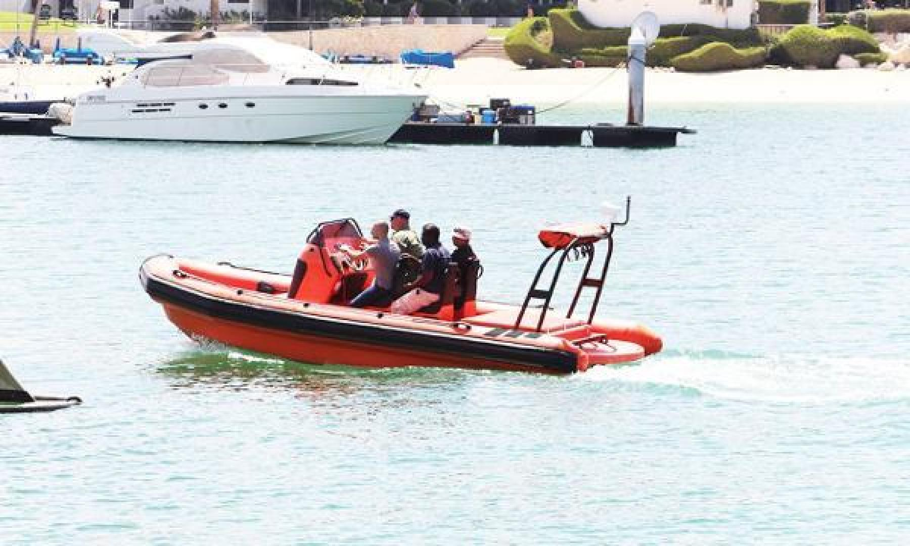 Ocean Craft Marine-9.5M RHIB Professional Search and Rescue 2020-Ocean Craft Marine 9.5M RHIB Professional Search and Rescue Fort Lauderdale-Florida-United States-1522805   Thumbnail