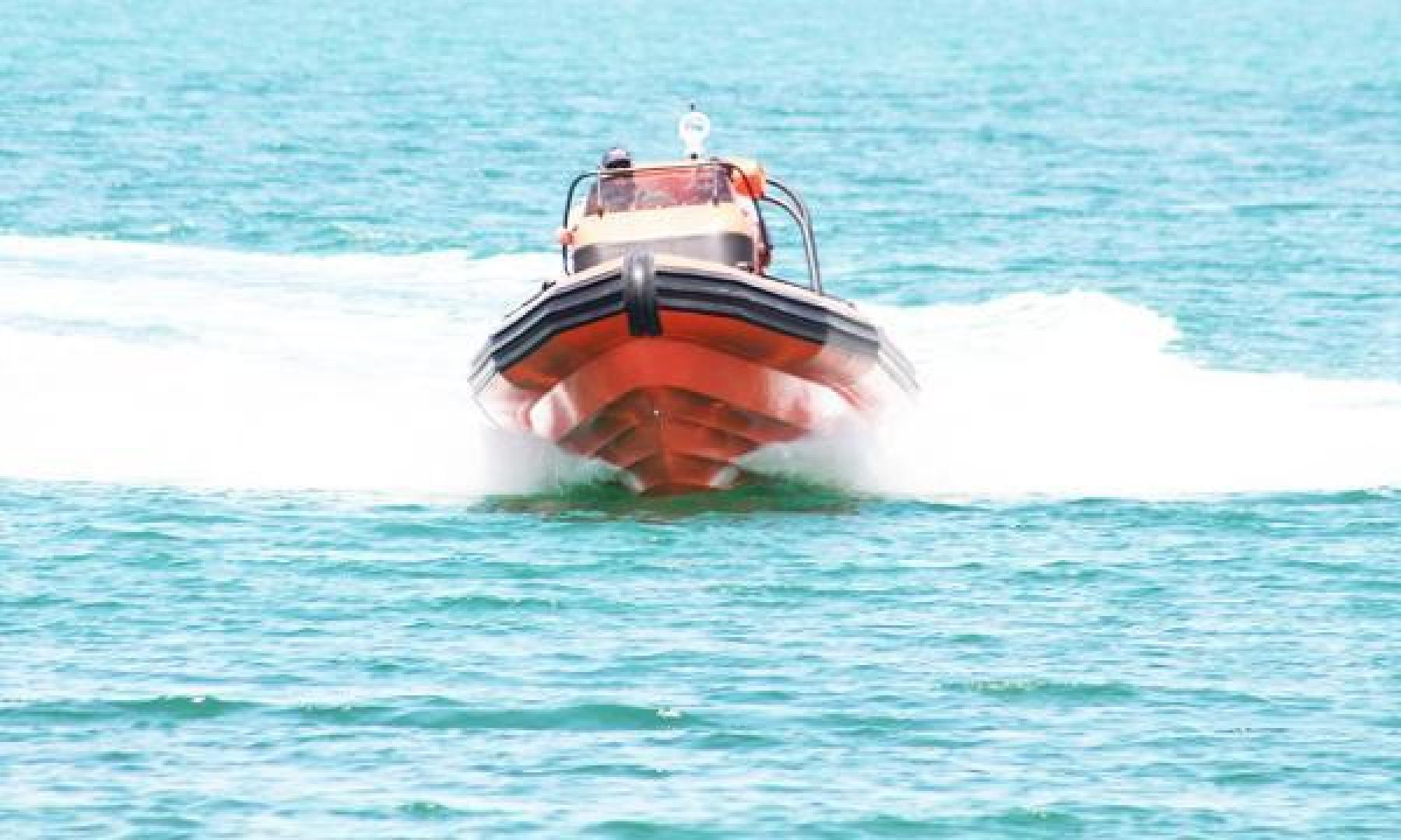 Ocean Craft Marine-9.5M RHIB Professional Search and Rescue 2020-Ocean Craft Marine 9.5M RHIB Professional Search and Rescue Fort Lauderdale-Florida-United States-1522806   Thumbnail