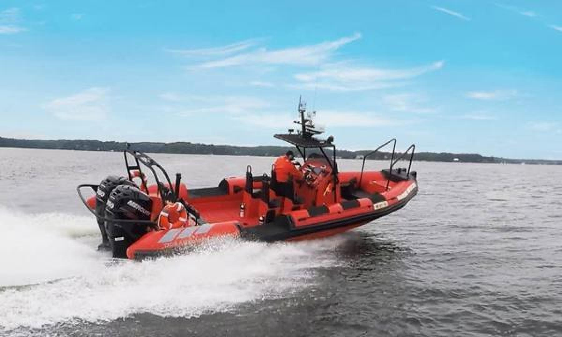 Ocean Craft Marine-9.5M RHIB Professional Search and Rescue 2021-Ocean Craft Marine 9.5M RHIB Professional Search and Rescue Fort Lauderdale-Florida-United States-1522801 | Thumbnail