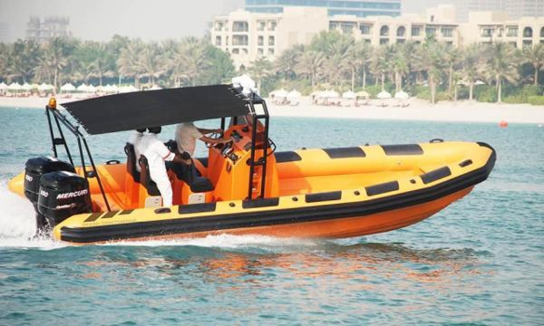 Ocean Craft Marine-9.5M RHIB Professional Search and Rescue 2020-Ocean Craft Marine 9.5M RHIB Professional Search and Rescue Fort Lauderdale-Florida-United States-1522802   Thumbnail