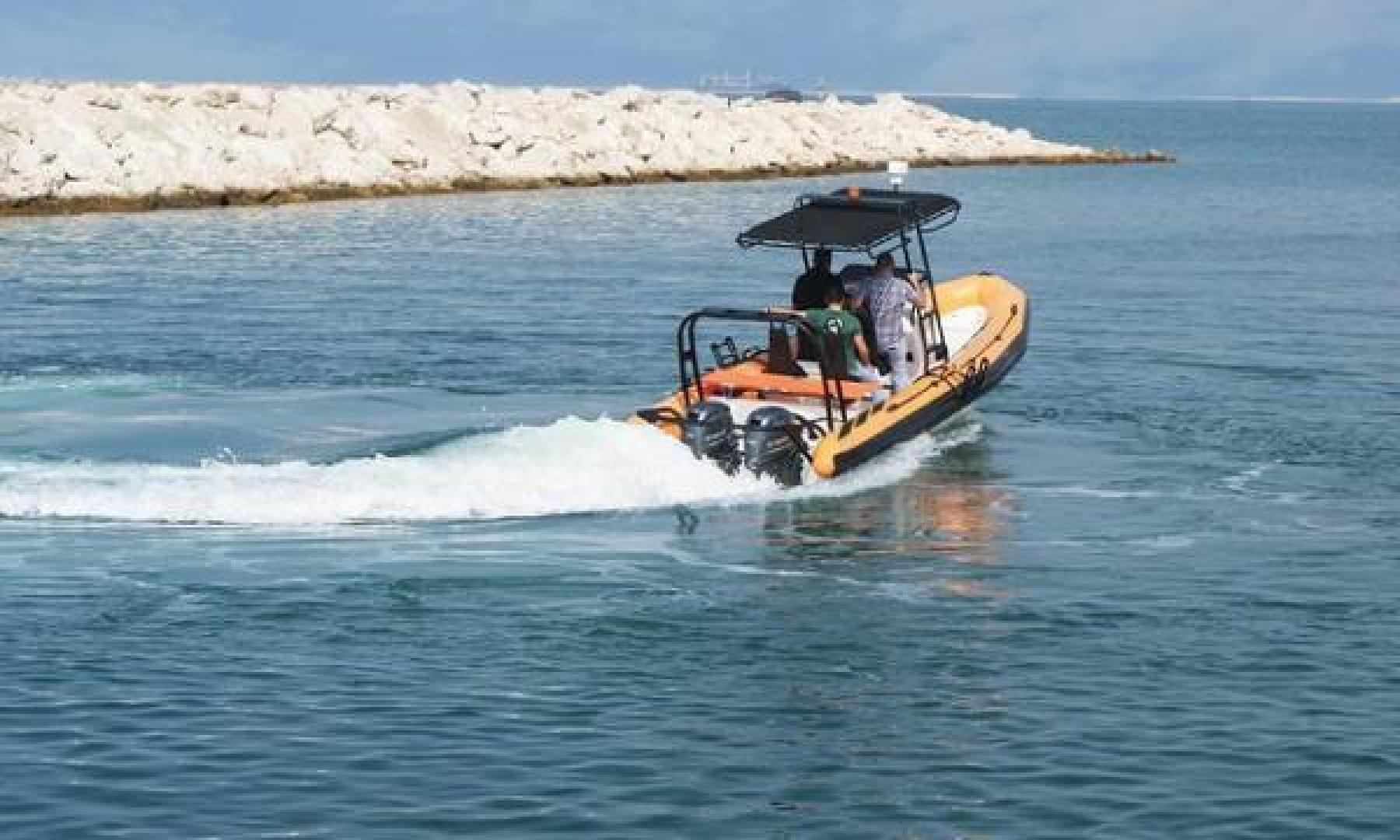 Ocean Craft Marine-9.5M RHIB Professional Search and Rescue 2021-Ocean Craft Marine 9.5M RHIB Professional Search and Rescue Fort Lauderdale-Florida-United States-1522809 | Thumbnail