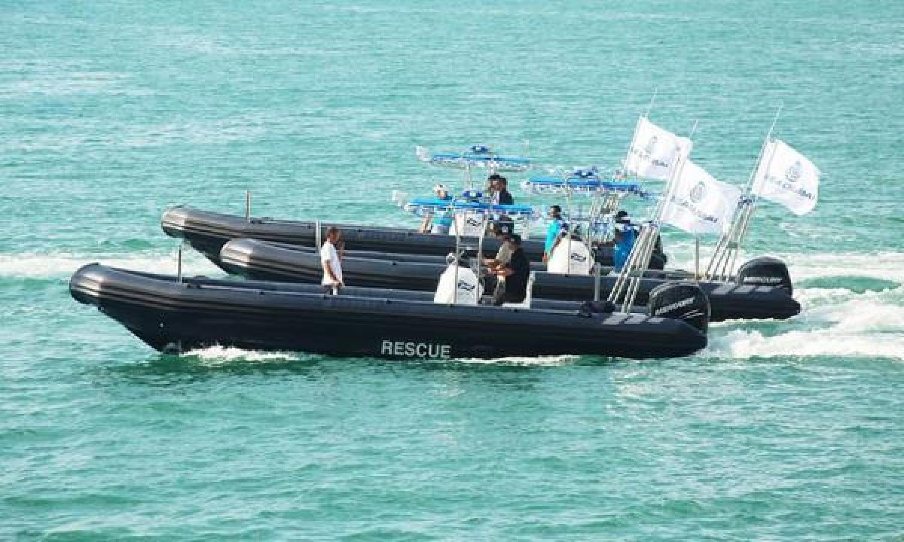 Ocean Craft Marine-9.5M RHIB Professional Search and Rescue 2021-Ocean Craft Marine 9.5M RHIB Professional Search and Rescue Fort Lauderdale-Florida-United States-1522804 | Thumbnail