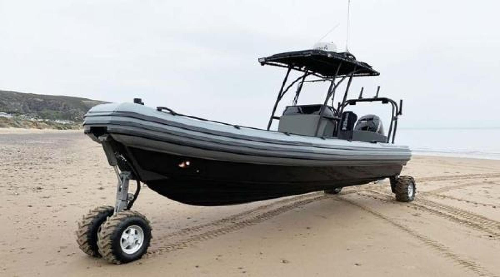 Ocean Craft Marine-8.4 M Amphibious 2020-Ocean Craft Marine 8.4 M Amphibious Fort Lauderdale-Florida-United States-1523046 | Thumbnail