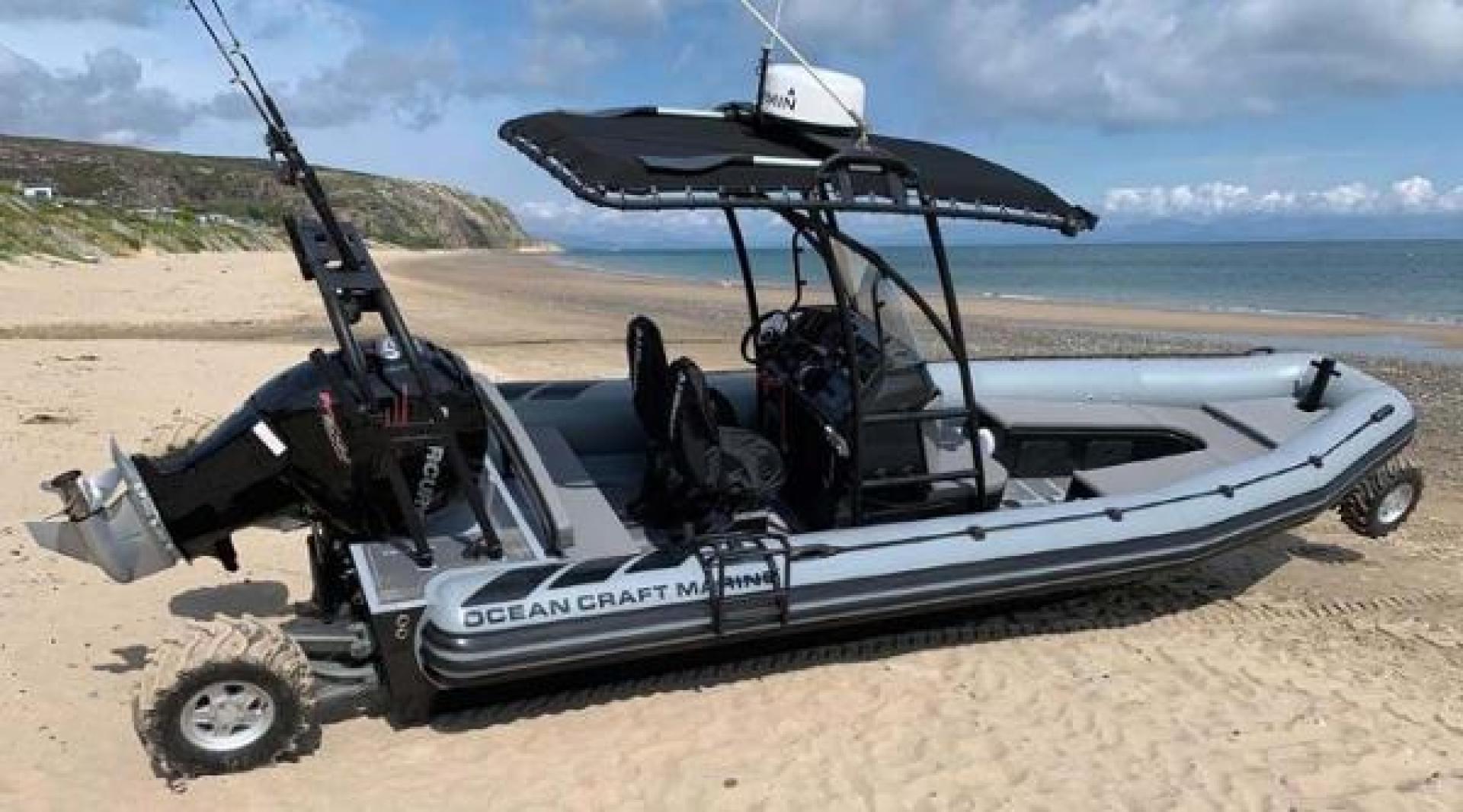 Ocean Craft Marine-8.4 M Amphibious 2020-Ocean Craft Marine 8.4 M Amphibious Fort Lauderdale-Florida-United States-1523045 | Thumbnail