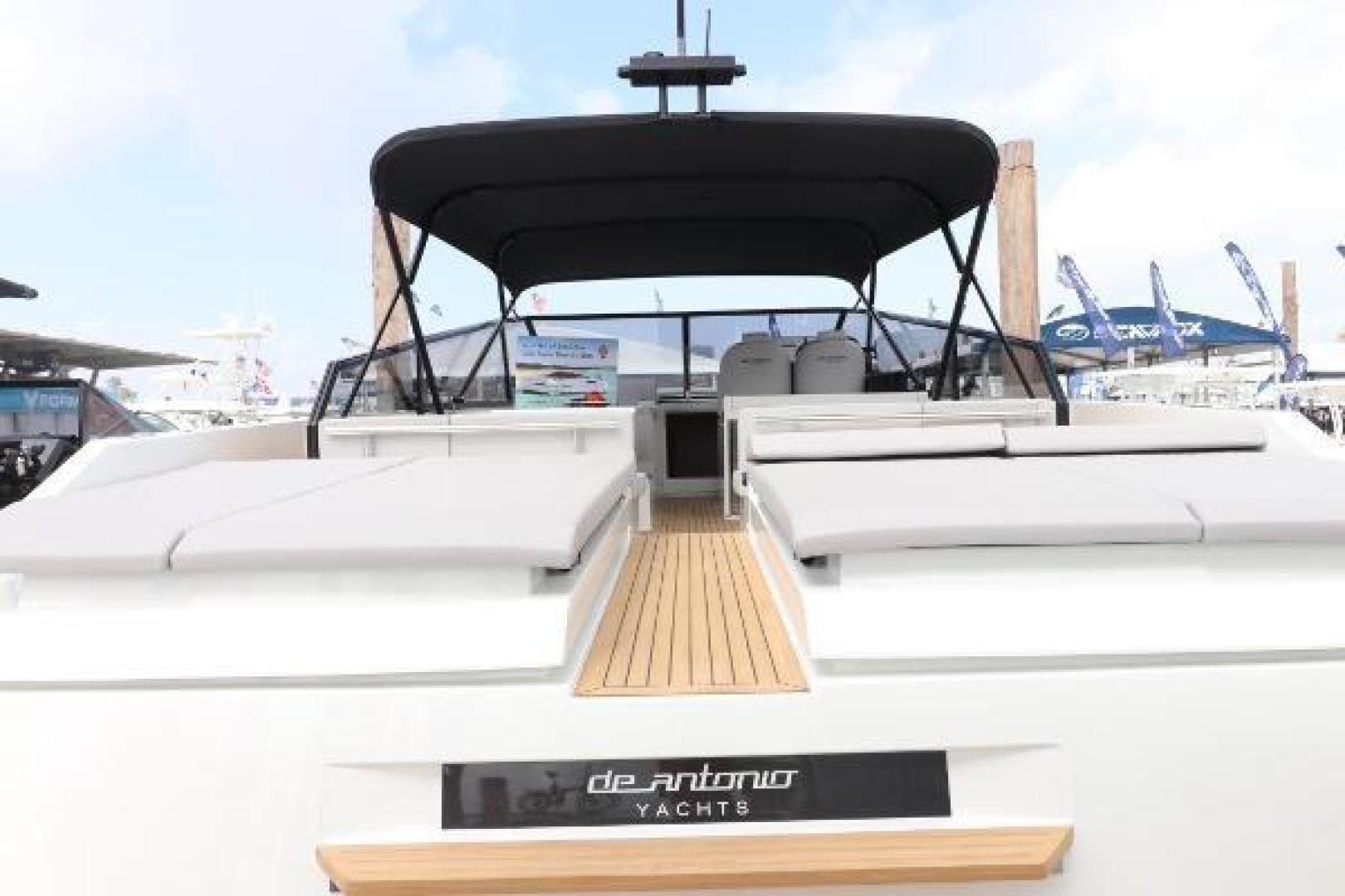 De Antonio-D46 Open 2020-De Antonio Yachts D46 Open Fort Lauderdale-Florida-United States-1523098 | Thumbnail